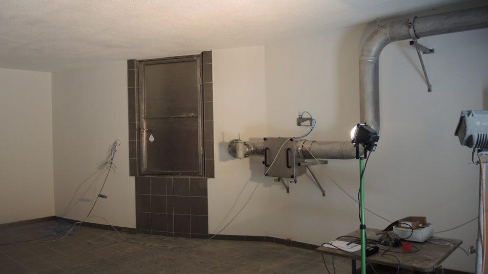 <p>Schieberkammer nach den Sanierungsarbeiten</p>
