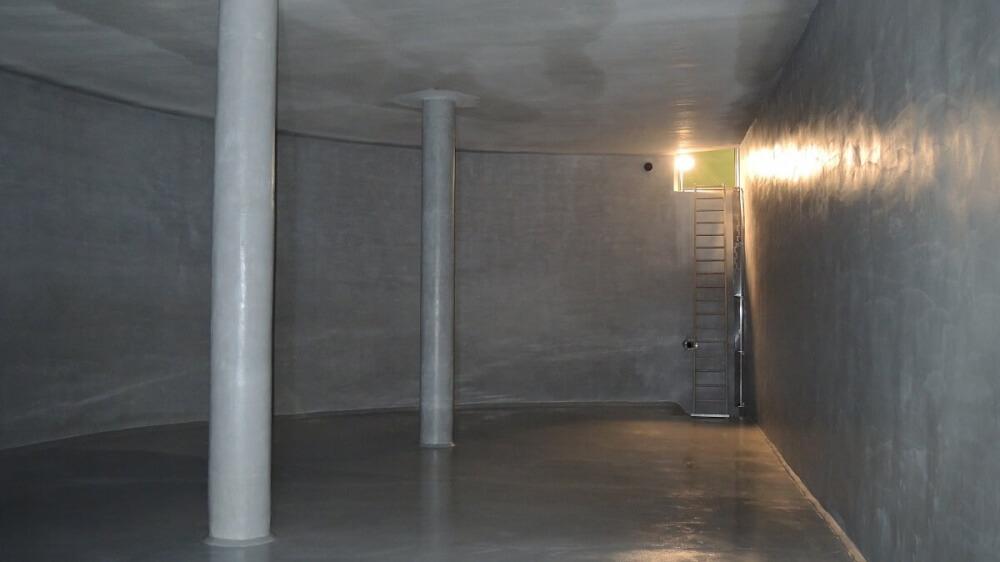 <p>Instandgesetzte Wasserkammer 2</p>