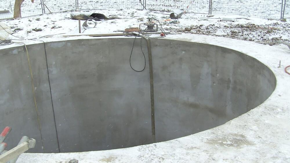<p>Brunnen nach den Sanierungsmaßnahmen</p>