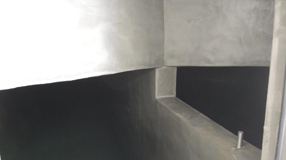 <p>Einstieg Wasserkammern nach der Sanierung</p>
