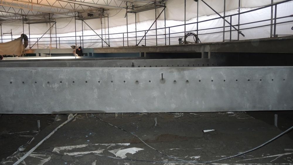 <p>Erhöhung der Betonüberdeckung um 15 mm</p>